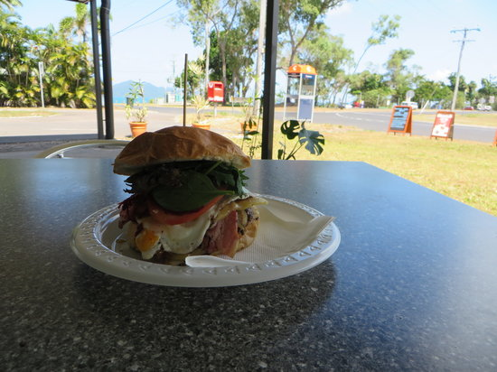 Dunk Island View Cafe - Accommodation NT