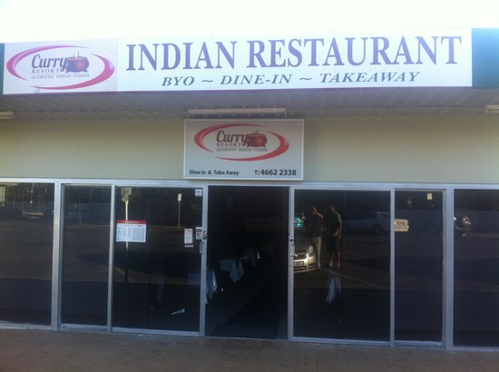 Curry Resort - Accommodation NT