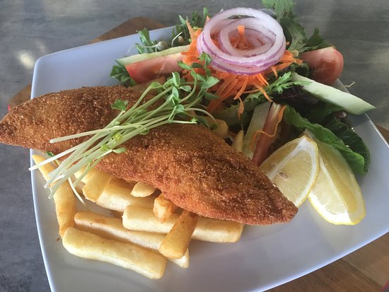 Cedar Park Fish and Chips - Accommodation NT