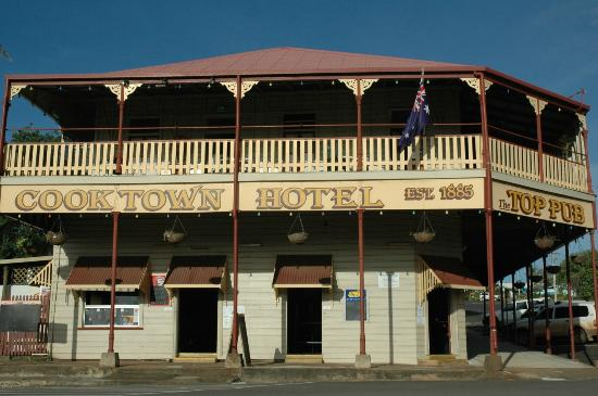Cooktown Hotel - Accommodation NT