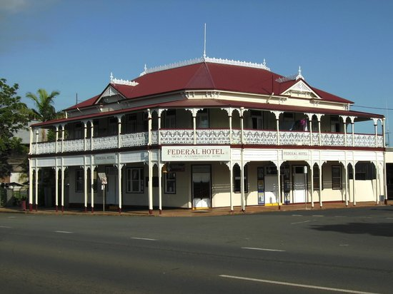 Federal Hotel - Accommodation NT