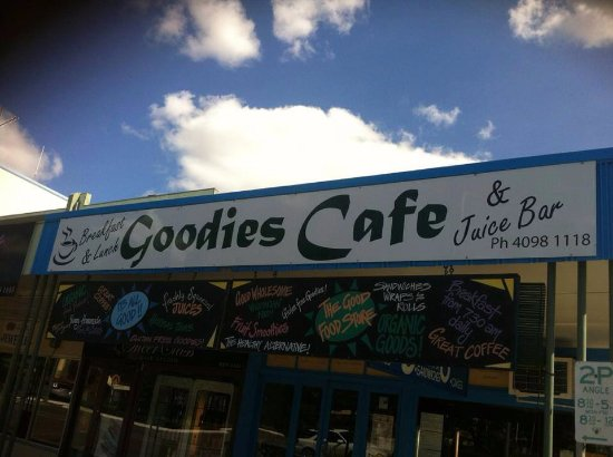 Goodies Cafe - Accommodation NT