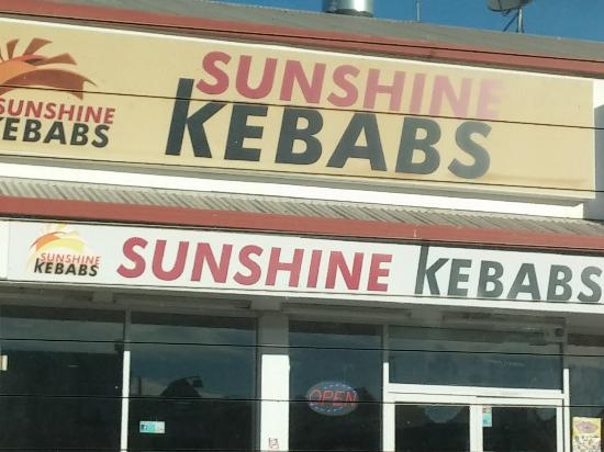 Sunshine Kebabs - Accommodation NT