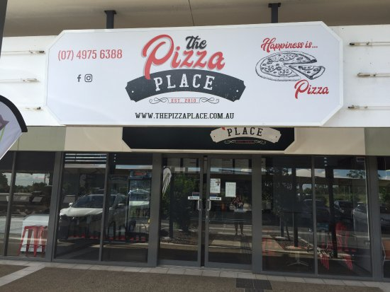 The Pizza Place - Accommodation NT