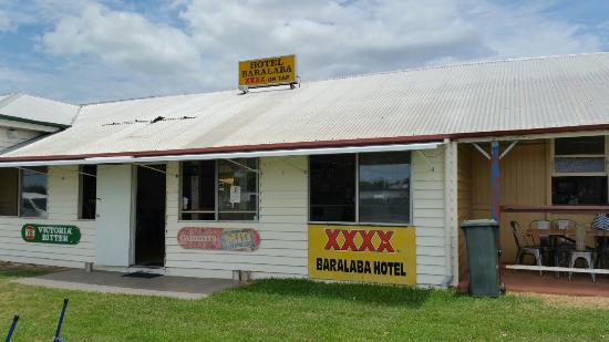 Baralaba Hotel - Accommodation NT