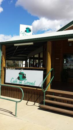Cafe on Second - Accommodation NT
