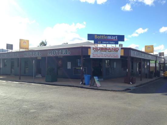 Commercial Hotel Motel Biggenden - Accommodation NT