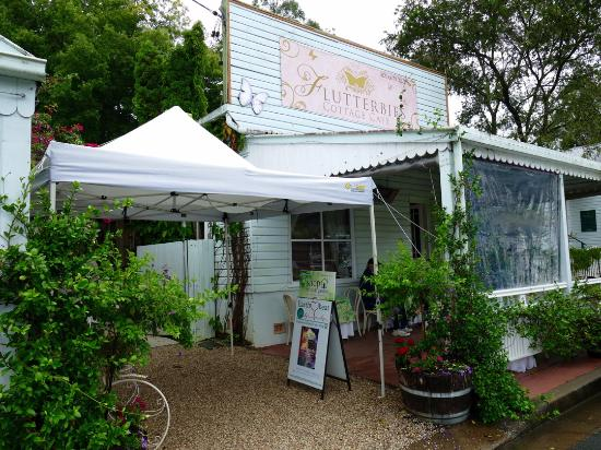 Flutterbies Cottage Cafe - Accommodation NT