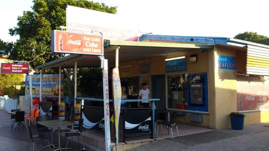 Jetty Seafood and Hamburgers - Accommodation NT