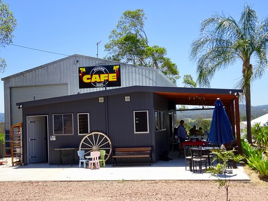 Packing Shed Cafe - Accommodation NT