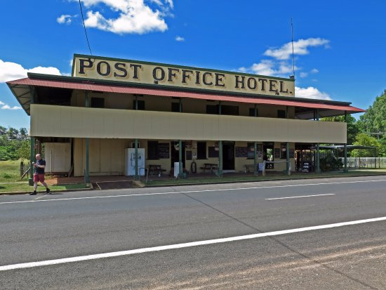 Post Office Hotel - Accommodation NT