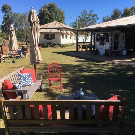 Rolleston Coffee Cart - Accommodation NT