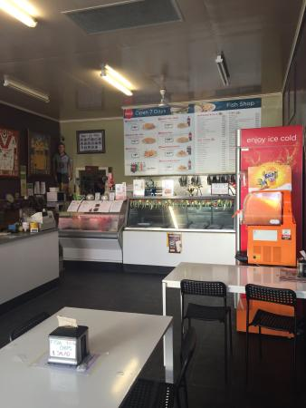 tenterfield fish and chips - Accommodation NT