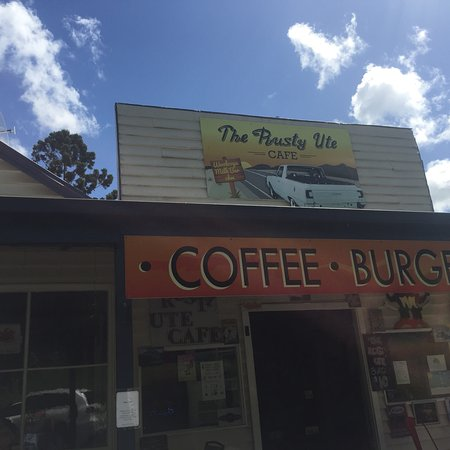 The Rusty Ute Cafe - Accommodation NT