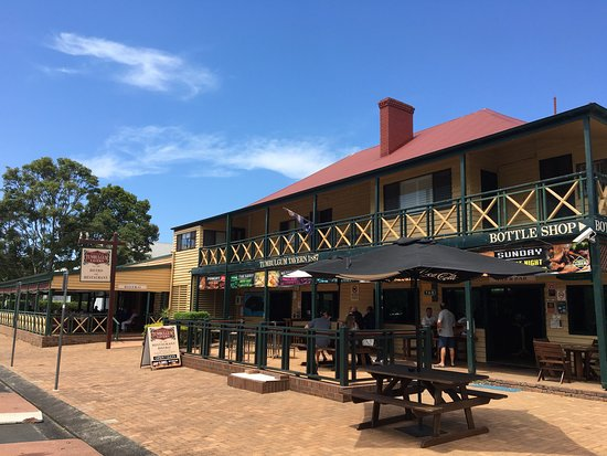 Tumbulgum Tavern - Accommodation NT