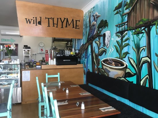 Wild THYME Dining - Accommodation NT
