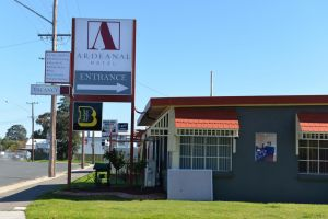 Ardeanal Motel - Accommodation NT