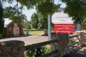 OXENBERRY FARM - Accommodation NT