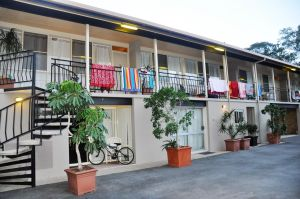 Sundial Holiday Units - Accommodation NT