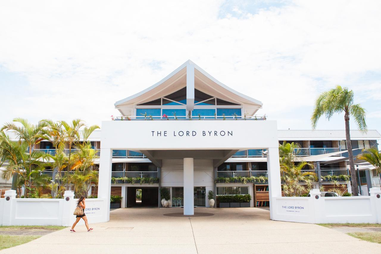 The Lord Byron - Accommodation NT