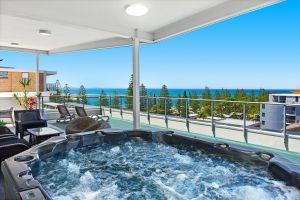 Macquarie Waters Boutique Apartment Hotel - Accommodation NT