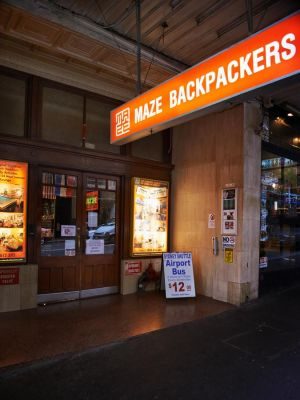 Maze Backpackers - Sydney - Accommodation NT