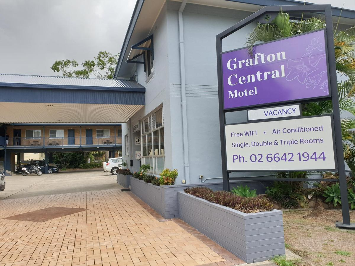Grafton Central Motel - Accommodation NT