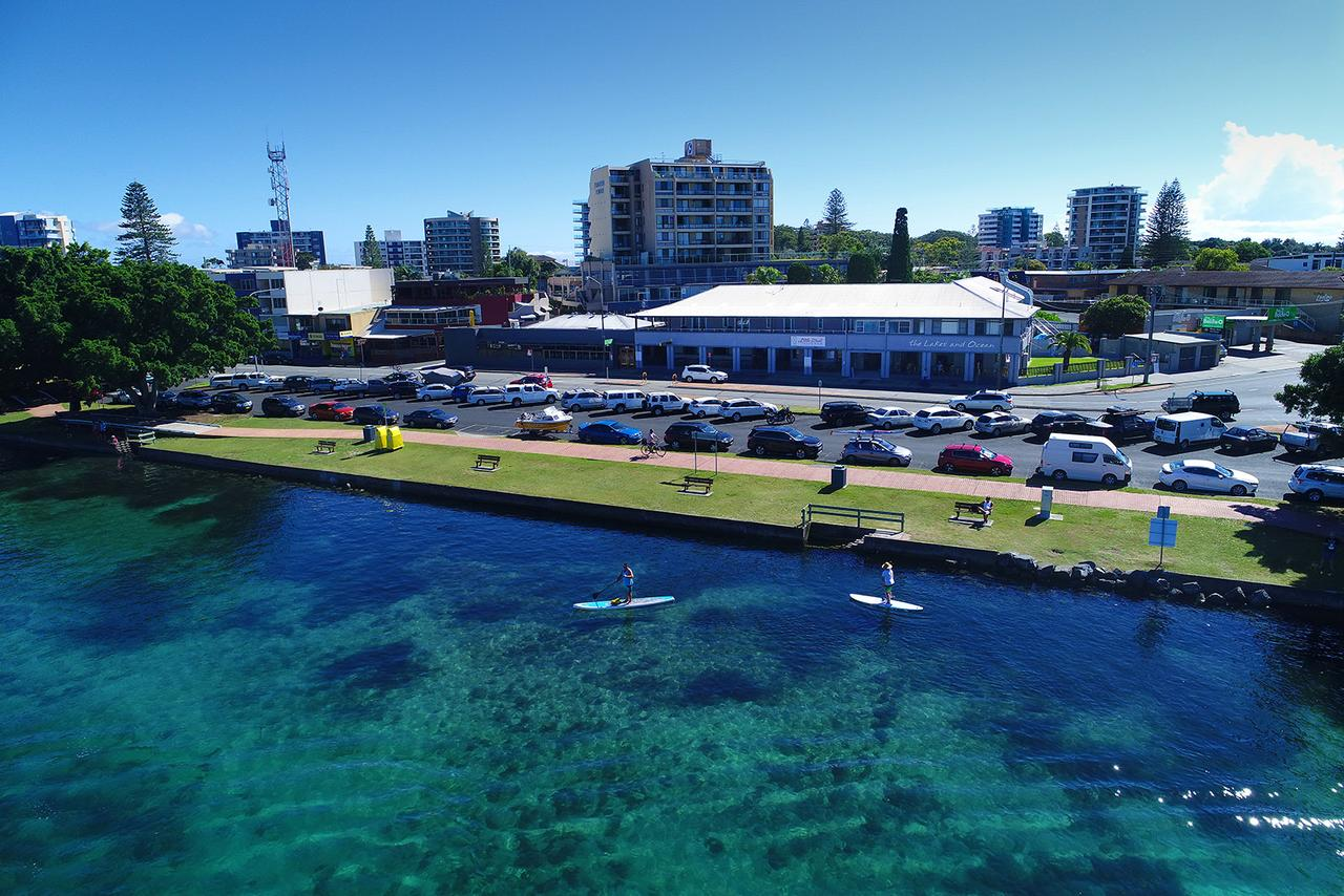Lakes and Ocean Hotel - Accommodation NT