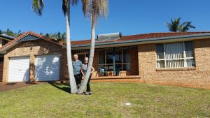 Twin Palms Holiday House at Lighthouse - Accommodation NT