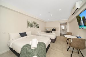 Carlton Suites - Accommodation NT