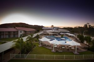 Crowne Plaza Alice Springs Lasseters - Accommodation NT