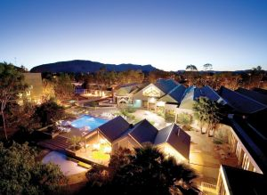 DoubleTree by Hilton Alice Springs - Accommodation NT
