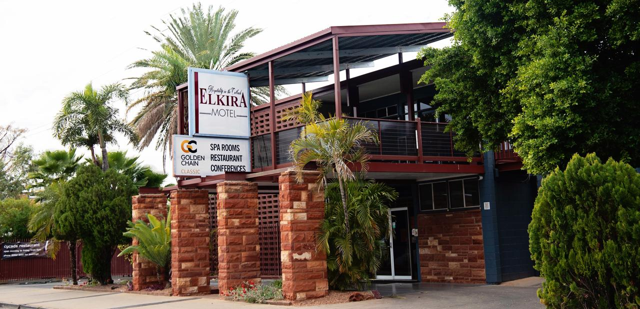 Elkira Court Motel - Accommodation NT