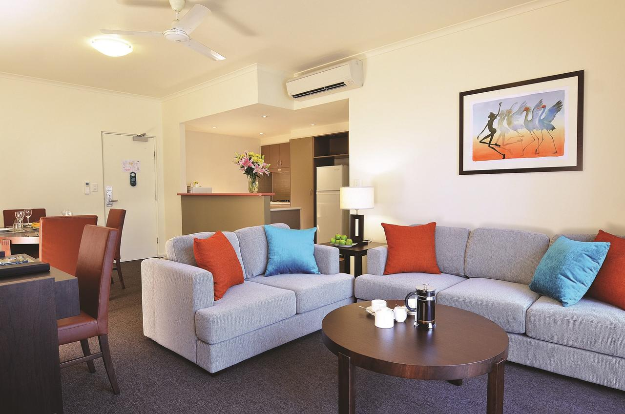 Metro Advance Apartments & Hotel - Accommodation NT