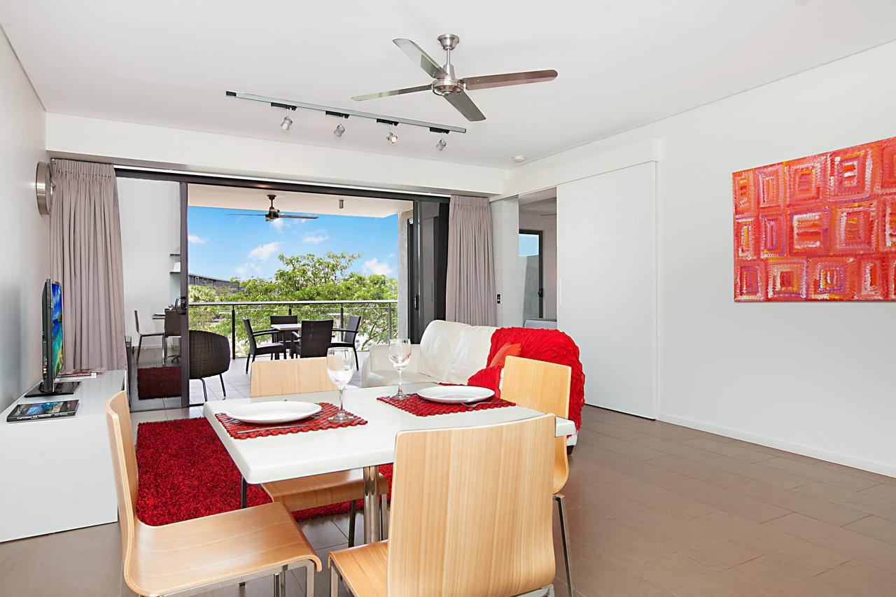 Darwin Waterfront Luxury Suites - Accommodation NT