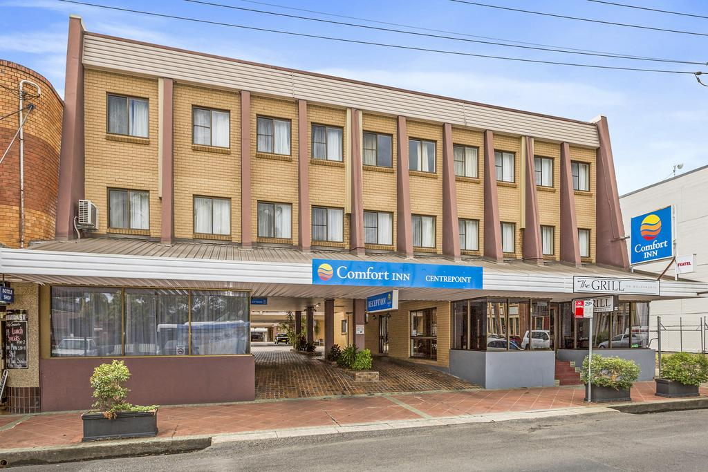 Comfort Inn Centrepoint Motel - Accommodation NT