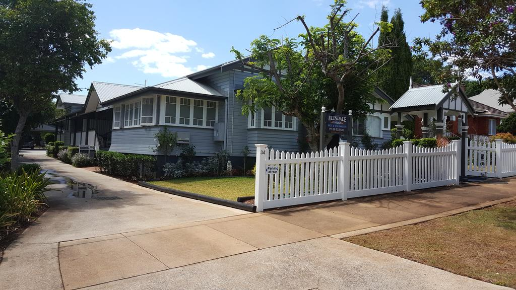 Elindale House Bed  Breakfast - Accommodation NT