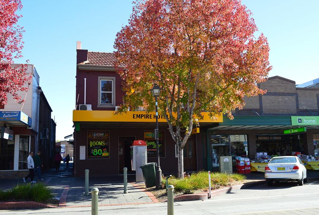 Empire Hotel Goulburn - Accommodation NT