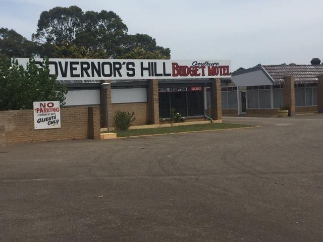 Governors Hill Motel - Accommodation NT