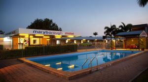 Maryborough Motel and Conference Centre - Accommodation NT
