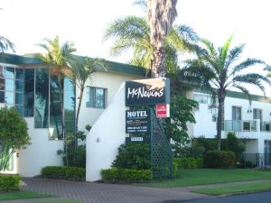 McNevins Maryborough Motel - Accommodation NT