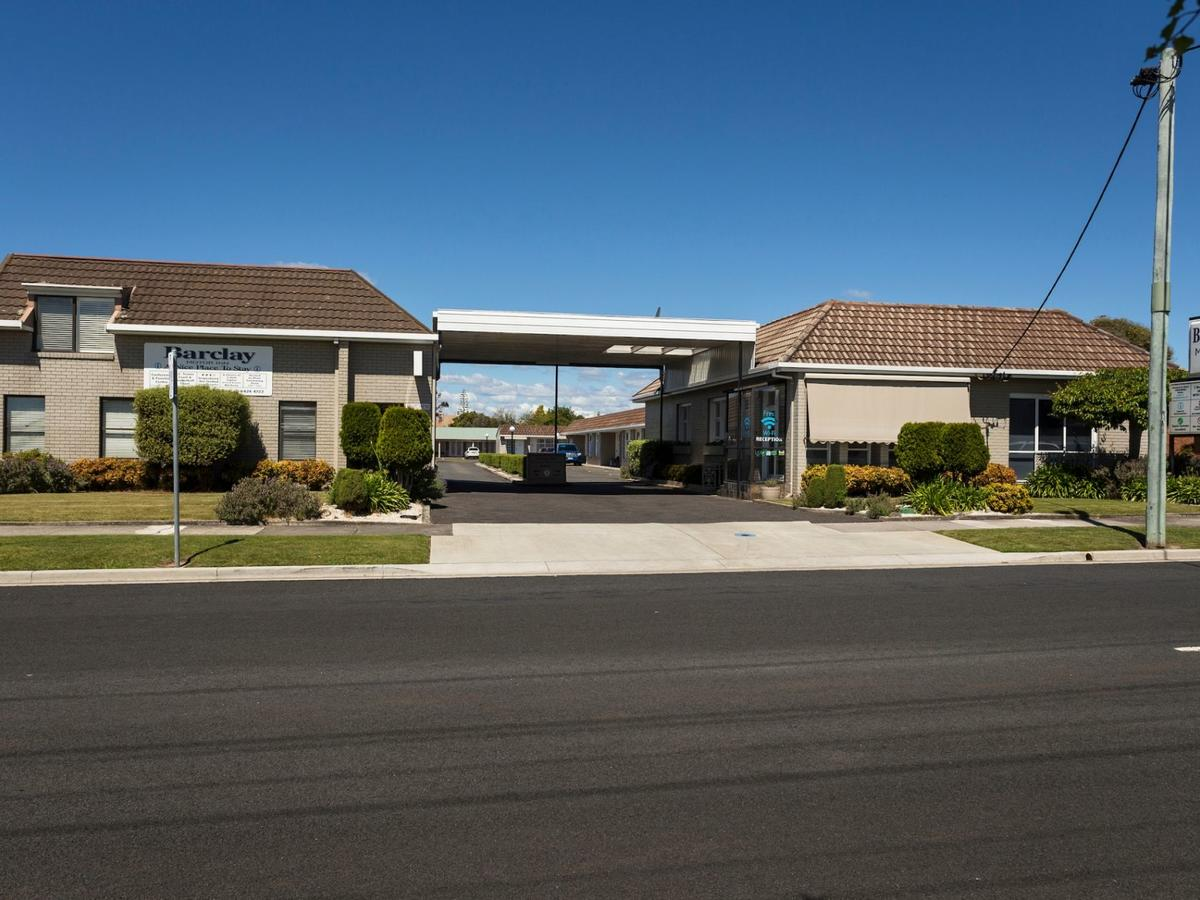 Barclay Motor Inn - Accommodation NT