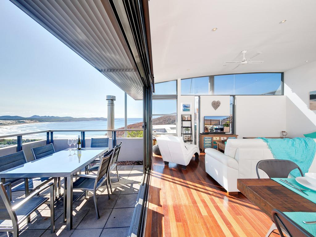 One Mile Cl Townhouse 22 26 The Deckhouse - Accommodation NT
