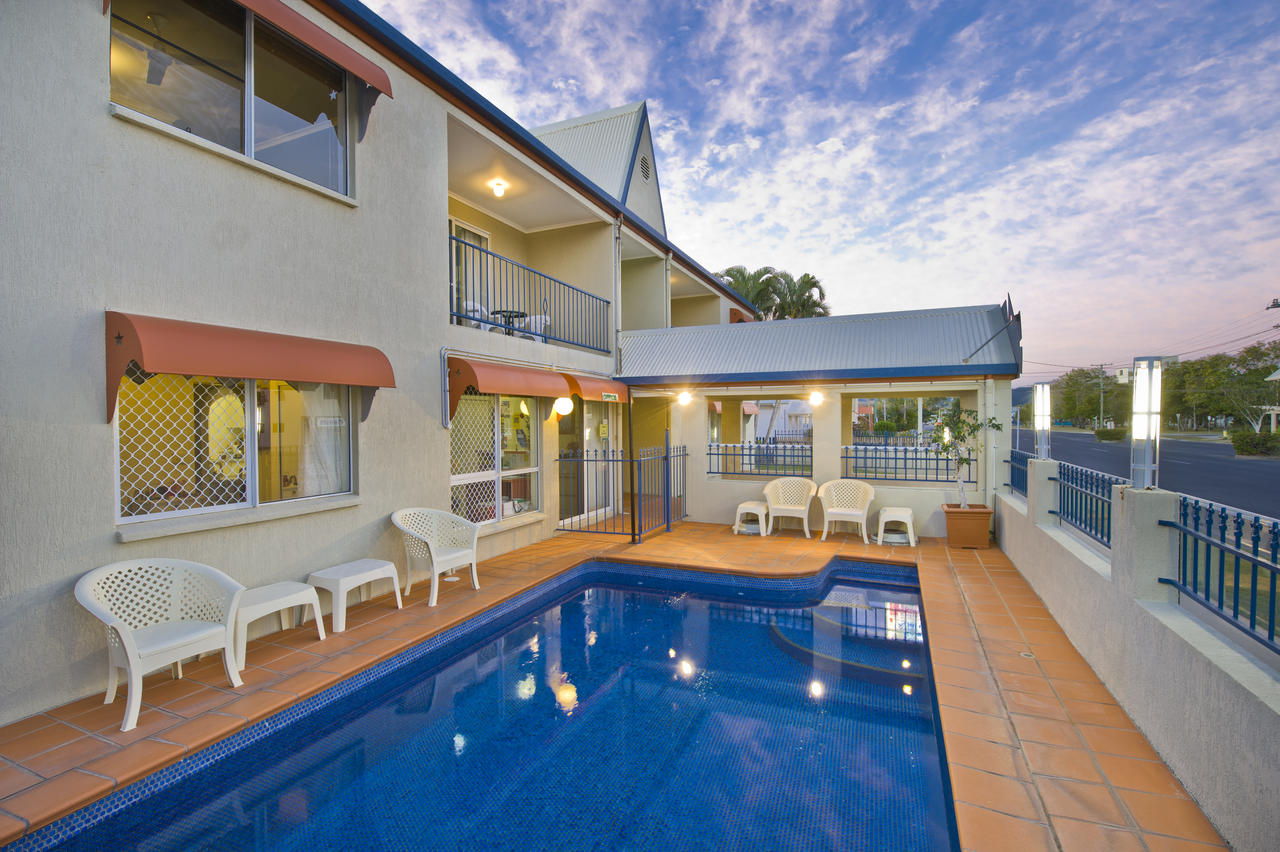 Rockhampton Serviced Apartments - Accommodation NT