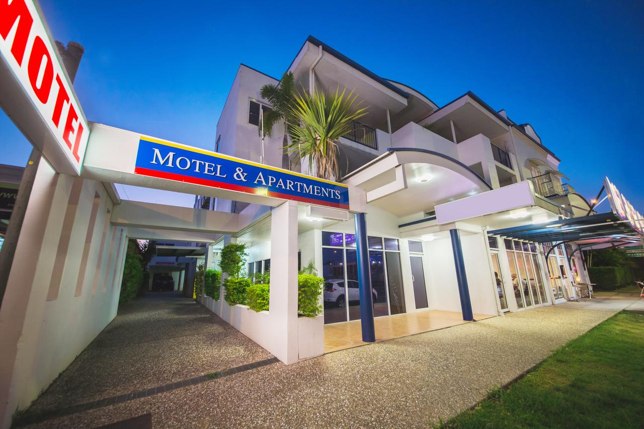 Cosmopolitan Motel  Serviced Apartments - Accommodation NT