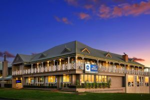 Best Western Sanctuary Inn - Accommodation NT